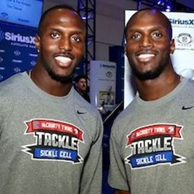 Devin & Jason McCourty